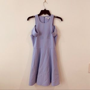 Elizabeth and James dress with sleeve detail 2